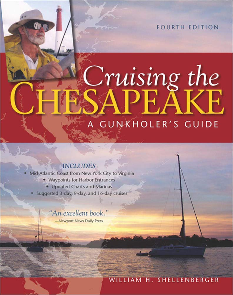 Cruising the Chesapeake: A Gunkholer's Guide cover
