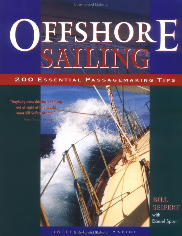 Offshore Sailing book cover